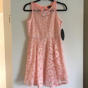 NWT Ava & Yelly Lace Dress